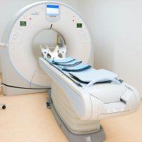 クリニックのCT室 X線防護