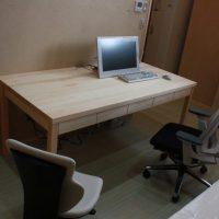 クリニック診察室、クリニック家具